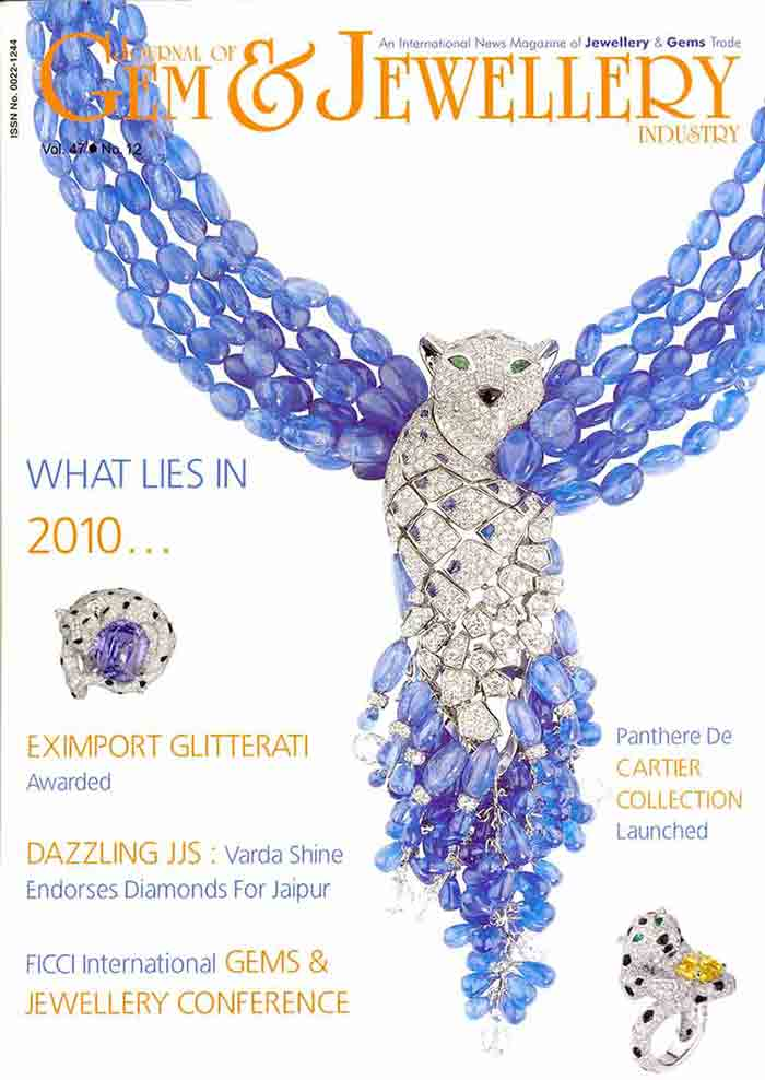 JOURNAL OF GEM AND JEWELLERY