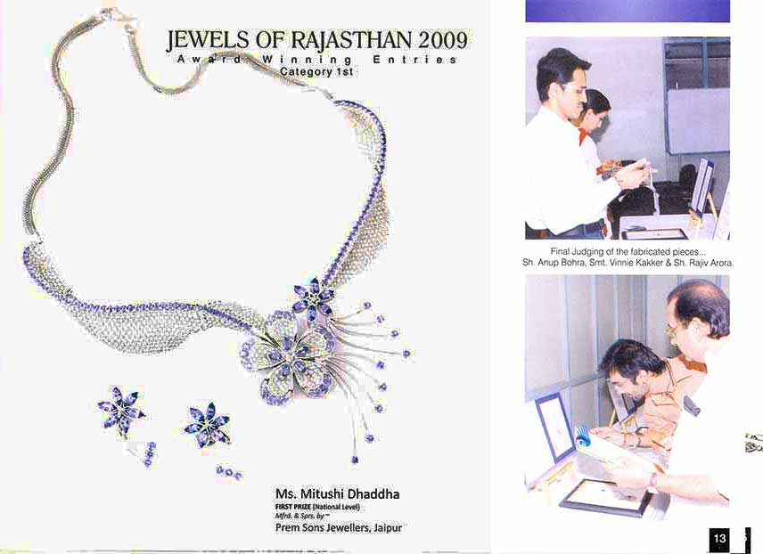 JEWELS OF RAJASTHAN 2009